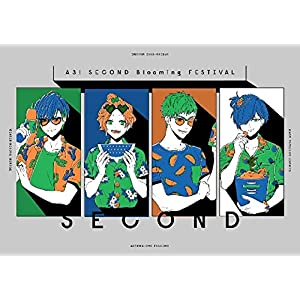 【Amazon.co.jp限定】A3! SECOND Blooming FESTIVAL[Blu-ray](イベントロゴ入りランチトートバック付き)