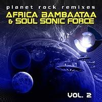Vol. 2-Planet Rock Remixes