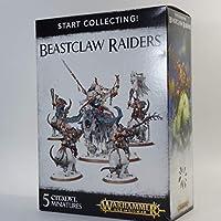 ウォーハンマー スタート コレクティング! ビーストクロウ レイダー ( Start Collecting Beastclaw Raiders )