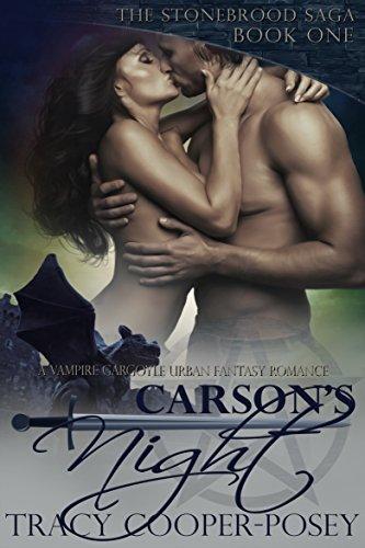 Carson's Night (The Stonebrood Saga Book 1) (English Edition)