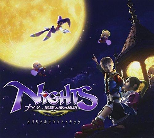 NiGHTS~星降る夜の物語~Original Soundtrackの詳細を見る