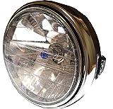 CB 400SF 750 1100 マルチリフレクターヘッドライト レンズ径180 ハロゲンバブル付 交換 MC31 VTR250 MC33 NC39