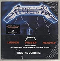 Ride The Lightning - 45 RPM Series - Sealed