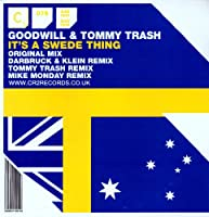 It's a Swede Thing [12 inch Analog]