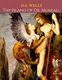 The Island Of Dr. Moreau: A First Unabridged Edition (Annotated) By H.G. Wells.