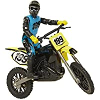 MXS Boys Travis Pastrana SFX Bike & Rider Set [並行輸入品]