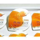 北海道 ホリ 夕張メロンピュアゼリー 9個入り化粧箱