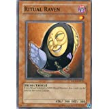 Yu-Gi-Oh! - Ritual Raven (TAEV-EN035) - Tactical Evolution - Unlimited Edition - Common