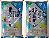 【精米】お米の稲田/旭川の米屋 稲田米穀店 北海道産ブレンド きらきら星 10kg×2袋 白米 複数年産