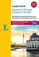 Deutsch in 30 Tagen: Buch mit 2 Audio-CDs + 1 CD MP3 + MP3 Download