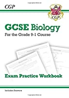 New Grade 9-1 GCSE Biology: Exam Practice Workbook (with Answers) by CGP Books(2016-05-04)