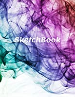 Sketch Book: Notebook for Drawing, Writing, Painting, Sketching or Doodling, Large Composition Book Letter Size (8.5 x 11), 100 Pages