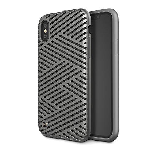 STIL iPhone XS/X ケース KAISER IIマイクロチタン(スティール カイザーツー)アイフォン カバー 5.8インチ【日本正規代理店品】 ST10198i8
