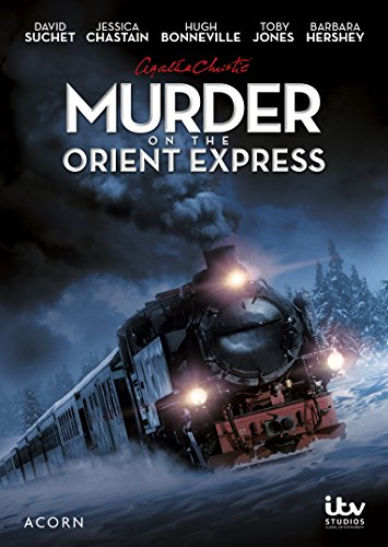 Agatha Christie's Poirot: Murder on Orient Express [DVD] [Import]