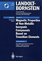 Perovskite-type Layered Cuprates (High-Tc Superconductors and Related Compounds): Supplement and extension to Vol III/27F2 (Landolt-Boernstein: Numerical Data and Functional Relationships in Science and Technology - New Series)