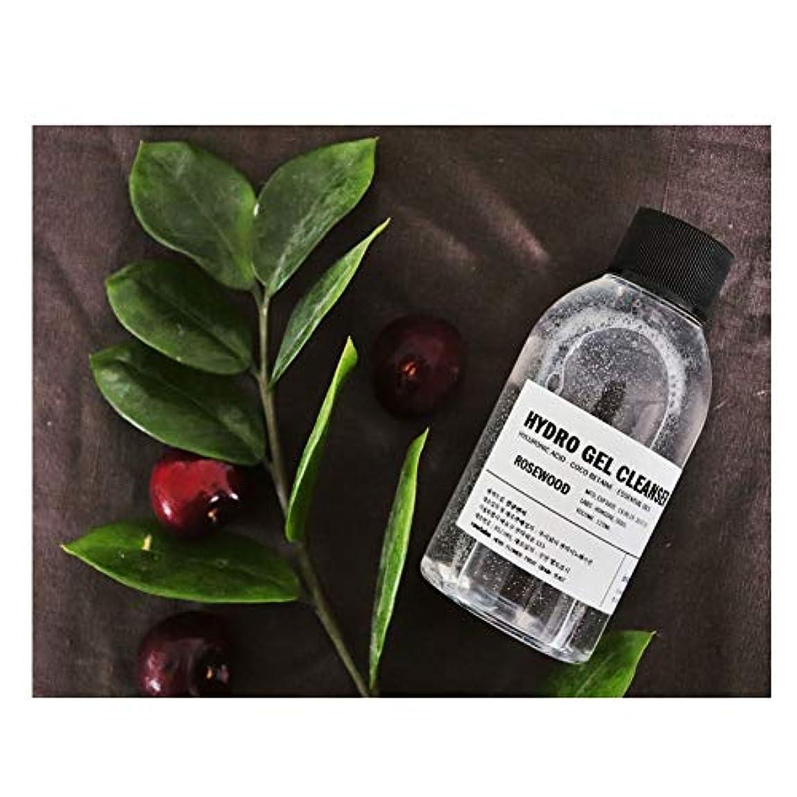 タバコ通路デンマークローラプスpH5ハイドロゼルクレンザー 120ml 韓国コスメ、Rawlabs pH5 Hydro Gel Cleanser 120ml Korean Cosmetics [海外直送品] (No 3. rosewood)