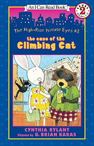 The High-Rise Private Eyes #2: The Case of the Climbing Cat(ICan Read)の詳細を見る
