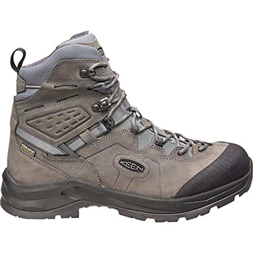 メンタル人間愛撫[キーン] メンズ ハイキング Karraig Mid Waterproof Backpacking Boot [並行輸入品]