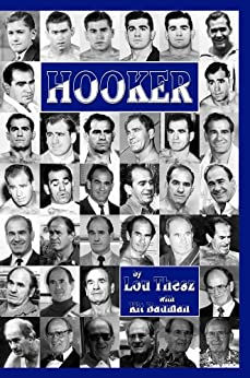 [Thesz, Lou, Bauman, Kit]のHOOKER (English Edition)