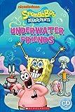 SpongeBob Squarepants Underwater Friends (Popcorn starter readers)