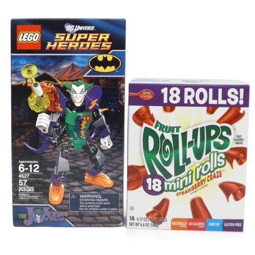 LEGO ジョーカー+フルーツロールアップセット[並行輸入品]