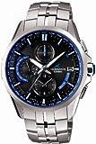 [カシオ]Casio 腕時計 OCEANUS MANTA 世界6局電波対応ソーラーウォッチ スマートアクセス タフムーブメント搭載 3年保証 OCW-S3000-1AJF メンズ