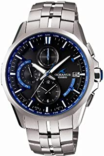 [カシオ]CASIO 腕時計 オシアナス Manta 電波ソーラー OCW-S3000-1AJF メンズ (B00FB6AHV0) | Amazon price tracker / tracking, Amazon price history charts, Amazon price watches, Amazon price drop alerts