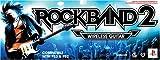 PS2/PS3 Rock Band 2 Standalone Guitar (輸入版)