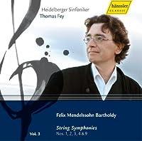 Mendelssohn: String Symphonies Nos 1-4 & 9 (2009-02-10)