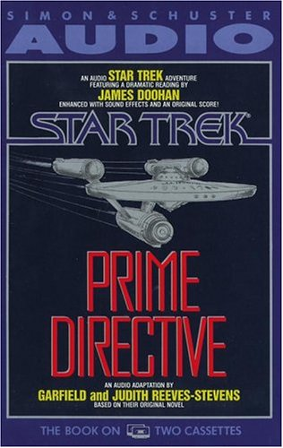 Download STAR TREK PRIME DIRECTIVE 0671726315