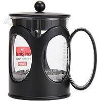 bodum [ ボダム ] Kenya ケニヤ フレンチプレス コーヒーメーカー 4カップ用 0.5L ブラック 10683-01US 並行輸入品 新生活 [並行輸入品]