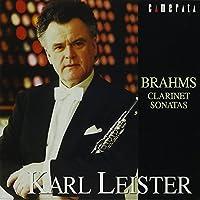 Clarinet Sonata in F Minor Op. 120 No. 1:Clarinet