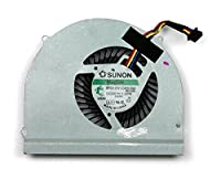 fanengineer新しいCPU冷却ファンfor Dell Latitude e6530m2cfg、0m2cfg