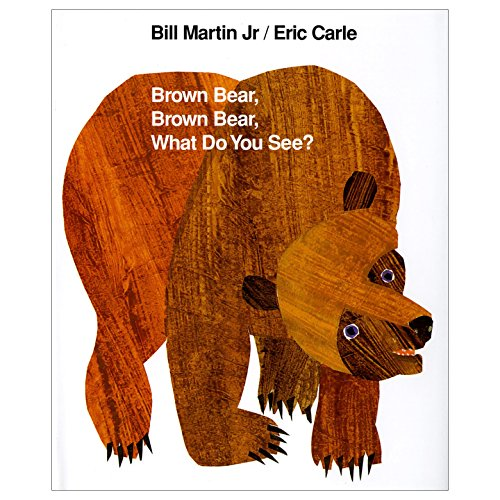 Brown Bear, Brown Bear, What Do You See? (Brown Bear and Friends)の詳細を見る