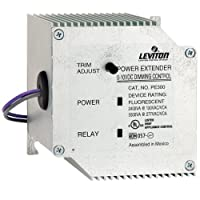Leviton pe300-d0 W電源Extender 0 – 10 VDCバラストコントロール