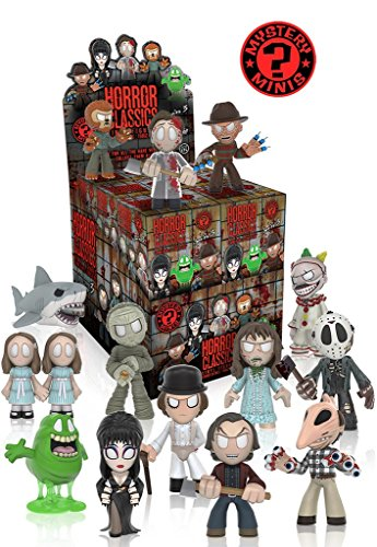 Horror Classics-ホラークラシックス-『Mystery Minis』 Series 3 ミニフィギュア(ブラインドボックス仕様)1パック販売 MOVIE