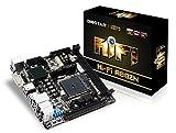 BIOSTAR Socket FM2+対応 Mini ITX マザーボード Hi-Fi A88ZN
