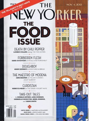 The New Yorker [US] November 4 2013 (単号)