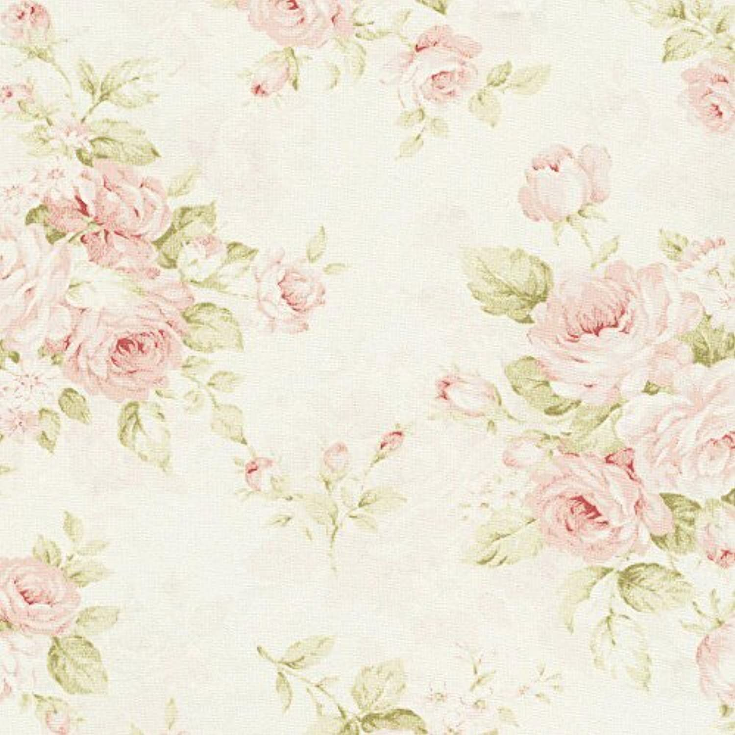 Carousel Designs Pink Floral Cradle Sheet by Carousel Designs