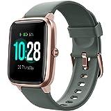スマートウォッチ 2020 最新版 活動量計 万歩計 心拍計 腕時計 ストップウォッチ 長い待機時間 睡眠検測 ins…