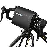 ArcEnCiel JAPAN 自転車トップチューブバッグ 防水 フレームバッグ 大容量