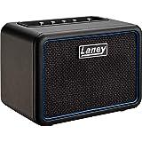 Laney MINI-BASSシリーズ - ステレオバッテリー駆動ベースアンプスマートフォンインターフェース - 6W - Nexus Range