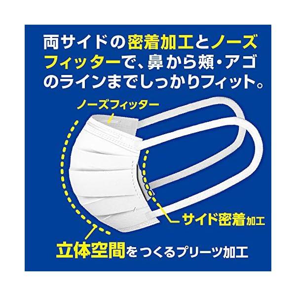 (PM2.5対応)快適ガードさわやかマスク レ...の紹介画像5