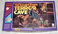 The Escape From Terror Cave Electronic Board Game Cadaco 1990