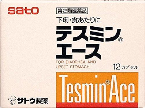 【第2類医薬品】テスミンエース 12カプセル