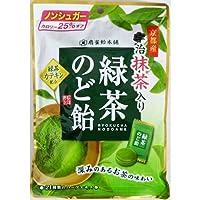 扇雀飴本舗 緑茶のど飴 100g×30袋