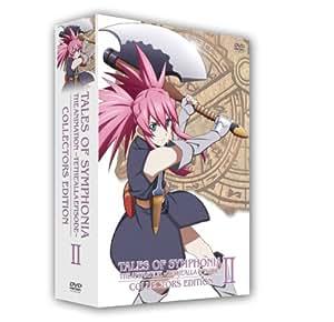 OVA テイルズ オブ シンフォニア THE ANIMATION テセアラ編 コレクターズ・エディション 第2巻 〈初回限定版〉 [DVD]