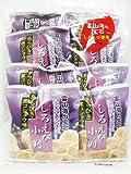 日の出屋製菓 しろえび小判あらびき黒コショウ味 13g×8P入