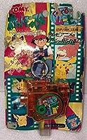 1990年代 当時物 TOMY ポケットモンスター くるくるムービー ピカチュウ対オニスズメ編 ポケモン 初期 古い 昔の レトロ