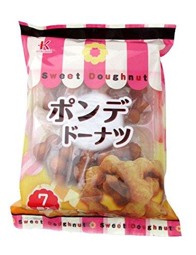 北川製菓 ポンデドーナツ 7個 -